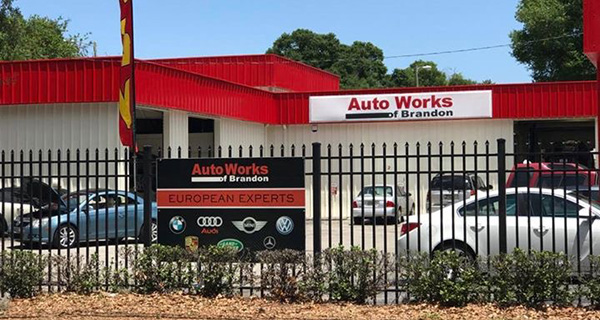 Auto works of Brandon